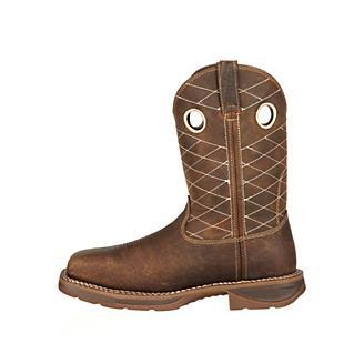 Workin Rebel Durango Mens Comp Brn Boots