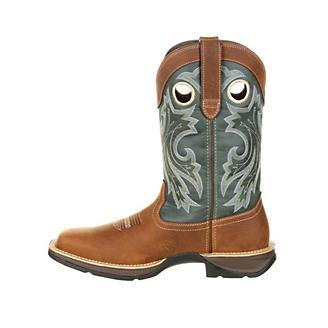 6c0b157df08 Rebel Durango Mens Saddlehorn/Clover Boots