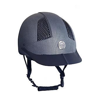 TuffRider Carbon Fiber Shell Helmet