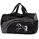 Lila Galloping Horse Duffle Bag