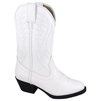 Smoky Mountain Childs Mesquite II White Boots