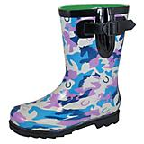 Smoky Mountain Childs Hidden Horse Rubber Boots
