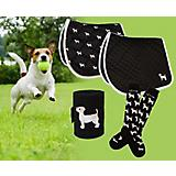 Lettia Jack Russell Collection Horse and Rider Set
