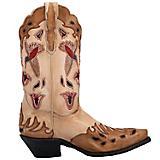 Dan Post Ladies Hummingbird Snip Bone Boots