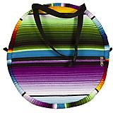 Mustang Serape Kid Rope Bag