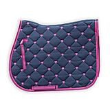 Loveson Hearts AP Saddle Pad
