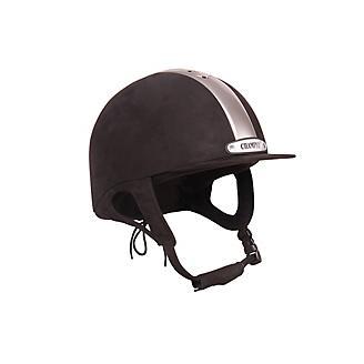 Champion Ventair Classic Helmet 6 1/2 Black/Silver