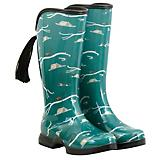HOOFiTZ Ladies Foxhunter Green Rain Boots