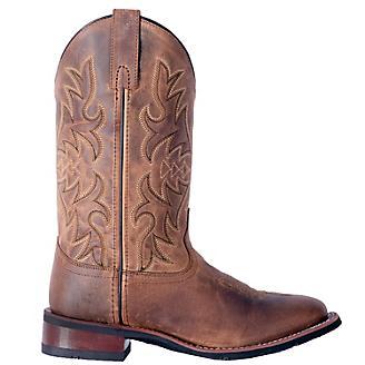 Laredo Ladies Anita Square Toe Tan Boots