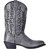 Laredo Mens Harding Round Toe Gray Boots 8.5D