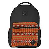 Hooey Recess Backpack Brown/Red Aztec