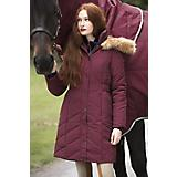 Horseware Fifi Hooded Coat Small French Navy