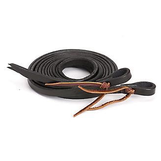 Colorado Saddlery 7ft x 5/8in Black Split Reins