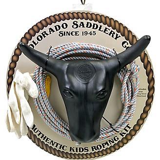 Colorado Saddlery Kids Roping Kit