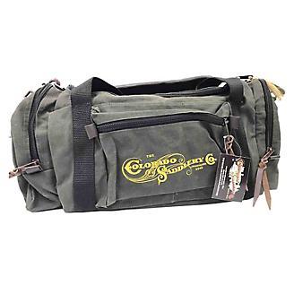 Colorado Saddlery Canvas Camp Bag