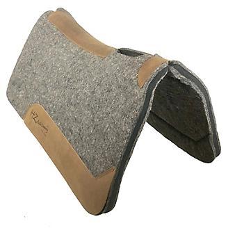 Colorado Saddlery Wool Contour Pad with Neoprene