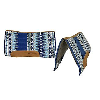CO Saddlery Spine Saver Wool Bottom Pad