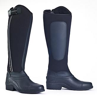 Sold in Pairs Professional/'s Choice Fleece Lined Faux Leather Schooling Boots