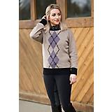 Kerrits Ladies Double Diamond Sweater