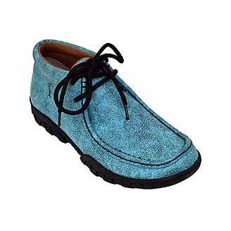 Ferrini Ladies Rogue Turquoise Shoes