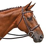M Toulouse Working Hunter Snaffle Bridle