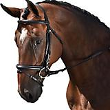 M Toulouse Euro-Style Dressage Bridle Full