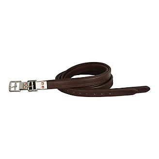 M Toulouse Chocolate Stirrup Leathers
