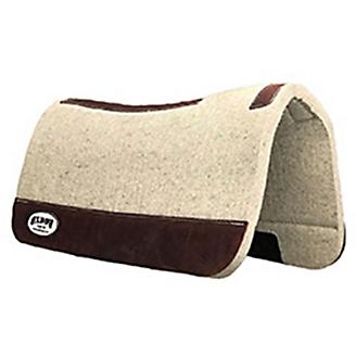 Oxbow Tack LUXE 3/4in Pressed Wool Saddle Pad