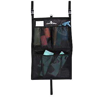 Classic Equine Black Stall Front Bag