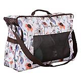 Classic Equine In Bloom Boot/Accessory Tote Bag