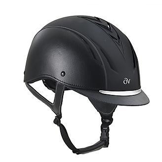 Ovation Z-8 Elite II Leather Helmet