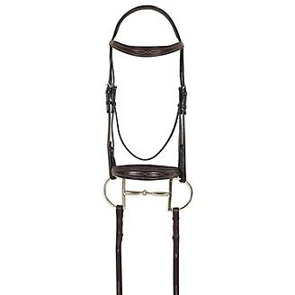 Pessoa Pro Fancy Tapered Bridle