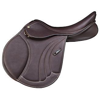 Pessoa Tomboy II Covered Leather Saddle