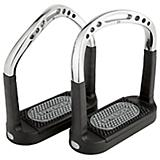 Flexcite Grip Stirrups with Rubber Pad 4 3/4
