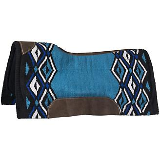 Tough1 Pachanga Contour Wool Saddle Pad