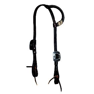 PC Collection 5/8 Single Ear Dot Headstall