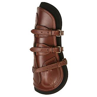 Majyk Leather Buckle Equitation Tendon Boots