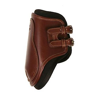 Majyk Leather Buckle Equitation Hind Boots
