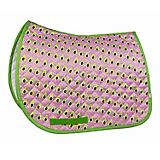 Lettia Embroidered Avocado Baby Pad