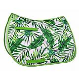Lettia Embroidered Palm Leaf All Purpose Pad