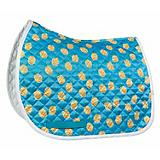 Lettia Embroidered Pineapple Baby Pad