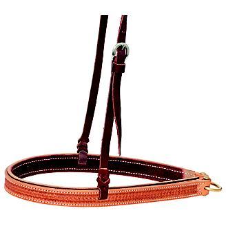 Wildfire 3/8in Plain Single Rope Noseband