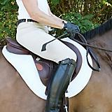 Bates Victrix Black CAIR Jump Saddle