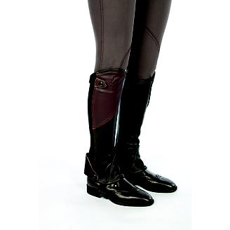 Lami-Cell Adult Leather Mini Chaps