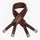 Arc de Triomphe Brown Gazelle Girth