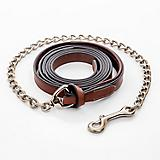 Arc de Triomphe Padded Lead with Chain Shank