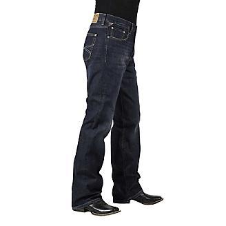 Stetson Mens Double Needle X Stitch Jeans
