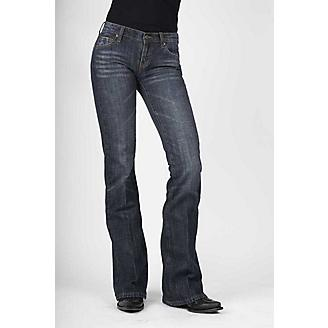 Stetson Ladies 816 Boot Stretch Jeans
