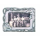 Arthur Court 4x6 Horse Photo Frame