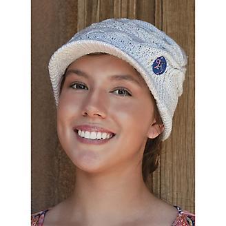 2KGrey Knit Hat